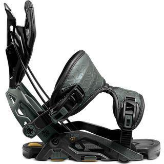 Flow Fuse-GT 2021, black - Snowboardbindung