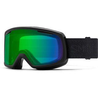 Smith Riot inkl. Wechselscheibe, black mosaic/Lens: everyday green mirror chromapop - Skibrille