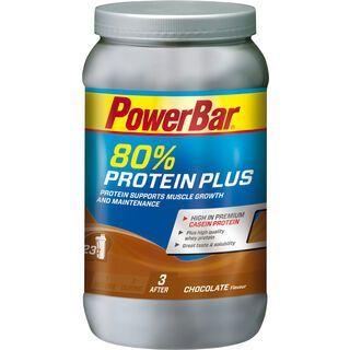 PowerBar Protein Plus 80% - Chocolate - Getränkepulver
