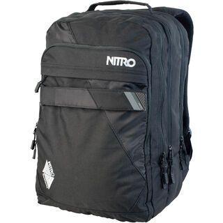 Nitro Lock, black - Rucksack