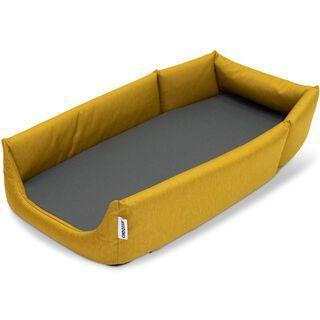 Croozer Hundebett für Dog Peppa / Dog L ab 2018 pineapple yellow