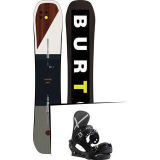 Set: Burton Custom 2019 +  X-Base (1931142S)