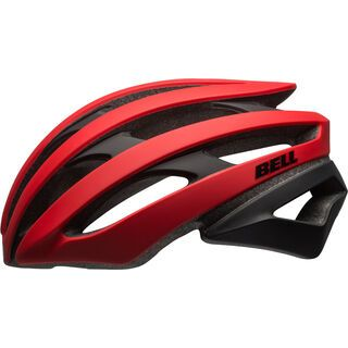 Bell Stratus, red/black - Fahrradhelm