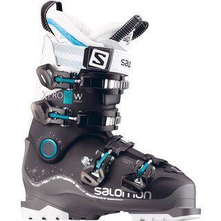 Salomon X Pro 90 W 2018, black/anthracite/white - Skiboots