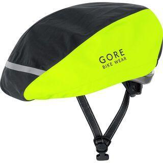 Gore Bike Wear Universal NEON Gore-Tex Helmüberzug, black neon yellow
