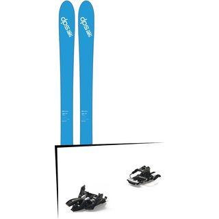 Set: DPS Skis Wailer 106 2017 + Marker Alpinist 9 Long Travel (2319307)