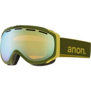 Anon Hawkeye, Boyscout/Gold Chrome - Skibrille
