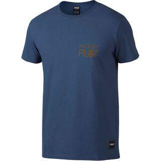 Oakley FP GX S/S Tee, blue shade - T-Shirt