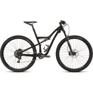Specialized Rumor Expert Evo 2015, Satin Black/Gloss Black - Mountainbike