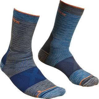Ortovox Merino Alpinist Mid Socks M dark grey