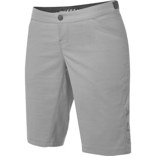 Fox Womens Ranger Short with Liner pewter