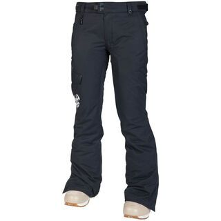 686 Womens Mannual Prism Insulated Pant, Black - Snowboardhose