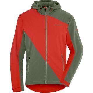 Vaude Men's Moab Jacket, lava - Radjacke