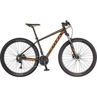 Scott Aspect 750 2018, black/orange - Mountainbike
