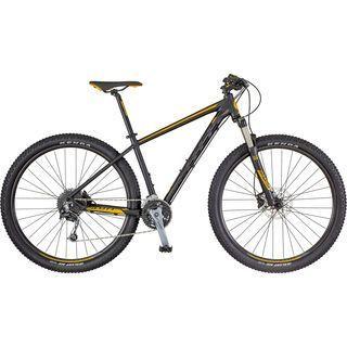 Scott Aspect 730 2018, black/yellow - Mountainbike