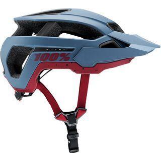 100% Altec, slate blue - Fahrradhelm