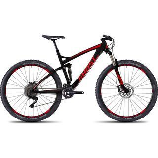 Ghost AMR 6 2016, black/red - Mountainbike