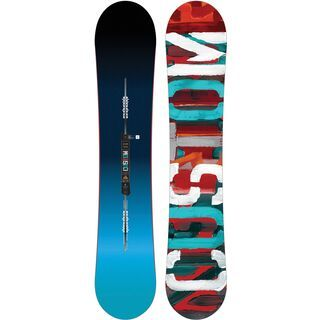 Set: Burton Custom Flying V 2017 + Flow Fuse Hybrid (1513152)