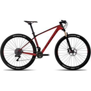 Ghost Lector ULC 10 2016, red - Mountainbike