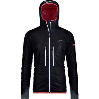 Ortovox Swisswool Light Tec Lavarella Jacket W, black raven - Thermojacke