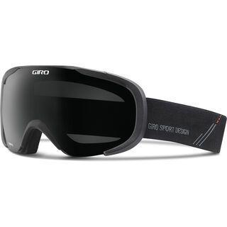 Giro Compass, black fabricator/black limo - Skibrille