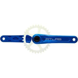Race Face Atlas Cinch - 83 mm, blue - Kurbelsatz