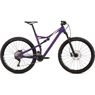 Specialized Camber Comp 29 2x 2018, purple/white/pink - Mountainbike