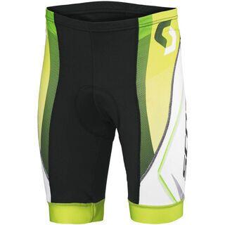 Scott Short RC Pro, black/green - Radhose