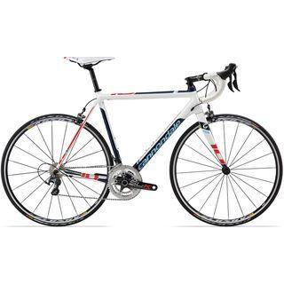 Cannondale CAAD10 Ultegra 2014, blau - Rennrad