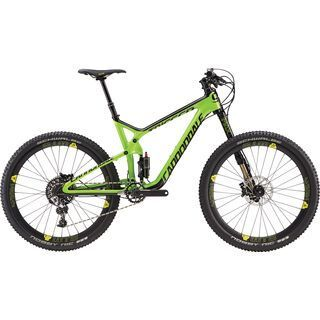 Cannondale Trigger Carbon 1 2016, green/black - Mountainbike