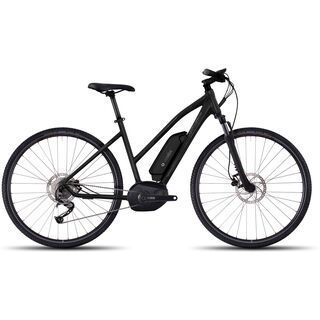Ghost Hybride Andasol Cross 2 W 2017, black/gray - E-Bike