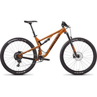 Santa Cruz Tallboy AL R 29 2018, rust/black - Mountainbike