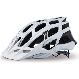 Specialized S3 MTB, White - Fahrradhelm