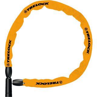 Trelock BC 115 Kettenschloss - 110 cm, orange