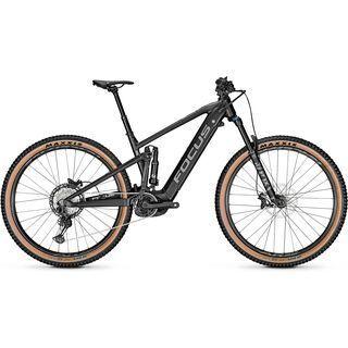 Focus Jam² 6.8 Nine 2021, magic black - E-Bike
