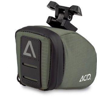 Cube Acid Satteltasche Click S, olive