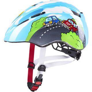 uvex kid 2, blue - Fahrradhelm