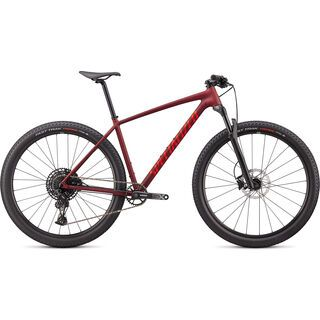 Specialized Chisel 2020, crimson/red - Mountainbike