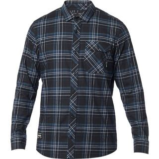 Fox Gamut Stretch Flannel midnight