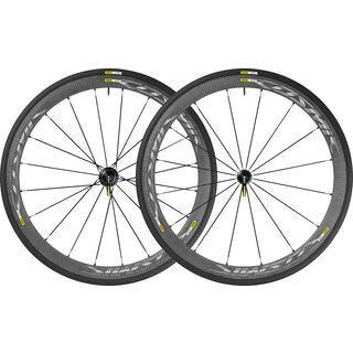 Mavic Cosmic Carbone 40 Elite, chrome - Laufradsatz