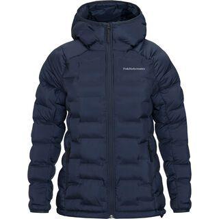 Peak Performance W Argon Hood Jacket blue shadow