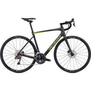 Specialized Roubaix Comp Ultegra Di2 2019, carbon/hyper green - Rennrad