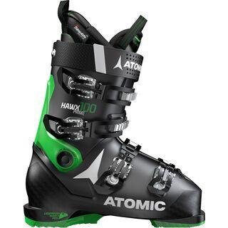 Atomic Hawx Prime 100 2019, black/green - Skiboots
