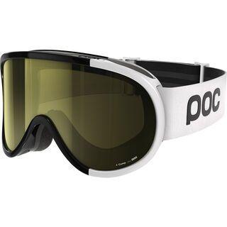 POC Retina Comp inkl. Wechselscheibe, uranium black/Lens: smokey yellow - Skibrille