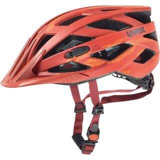 uvex I-VO CC, red mat - Fahrradhelm