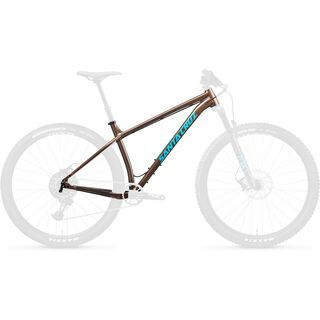 Santa Cruz Chameleon AL Frameset 29 2020, bronze/blue