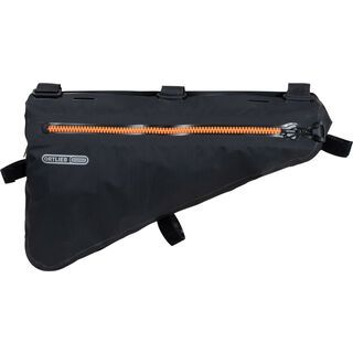 Ortlieb Frame-Pack 6 L, black matt - Rahmentasche