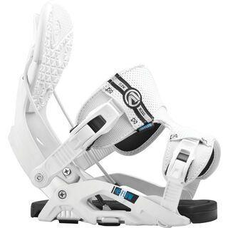 Flow Nexus 2016, white - Snowboardbindung