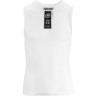 Assos Skinfoil NS Summer Base Layer, holywhite - Unterhemd