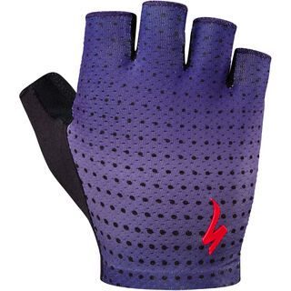 Specialized Women's Body Geometry Grail Short Finger, indigo - Fahrradhandschuhe